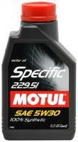 Motul Specific MB 229.51 5W-30 1л