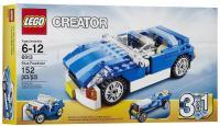 LEGO Creator 6913 Синий кабриолет