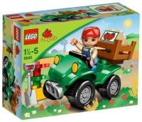 LEGO Duplo 5645 Фермерский квадроцикл