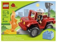 LEGO Duplo 6169 Начальник пожарной охраны