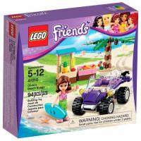 LEGO Friends 41010 Пляжный автомобиль Оливии