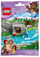LEGO Friends 41046 Лего Подружки Речка бурого медведя