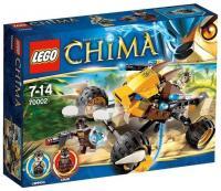 LEGO Legends of Chima 70002 Лев Леннокс атакует