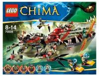 LEGO Legends of Chima 70006 ����������� ������� ��������