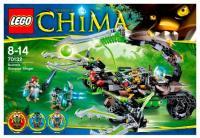 LEGO Legends of Chima 70132 ������� ������ ��������� ������