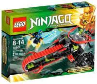 LEGO Ninjago 70501 Воин на мотоцикле