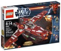 LEGO Star Wars 9497 Республиканский атакующий звёздный истребитель