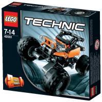 LEGO Technic 42001 Мини внедорожник