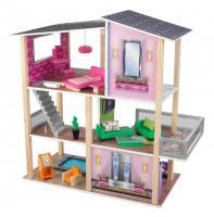 Kidkraft Кукольный домик Современный коттедж (65822)