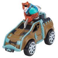Playmates Тигриный коготь в сафари-грузовике Черепашки-ниндзя (97217)
