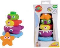 Simba Пирамидка с игрушками-брызгалками (4019678)
