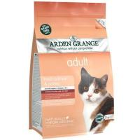 Arden Grange Adult Cat Fresh Salmon and Potato 0,4 кг