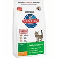 Hill's Science Plan Feline Adult Optimal Care with Chicken 10 кг
