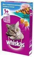 Whiskas Подушечки для стерилизованных кошек с кроликом 0,35 кг
