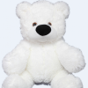 Алина Медведь сидячий «Бублик» 70 см