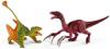 Фото Schleich Диморфодон и Теризинозавр (41425)
